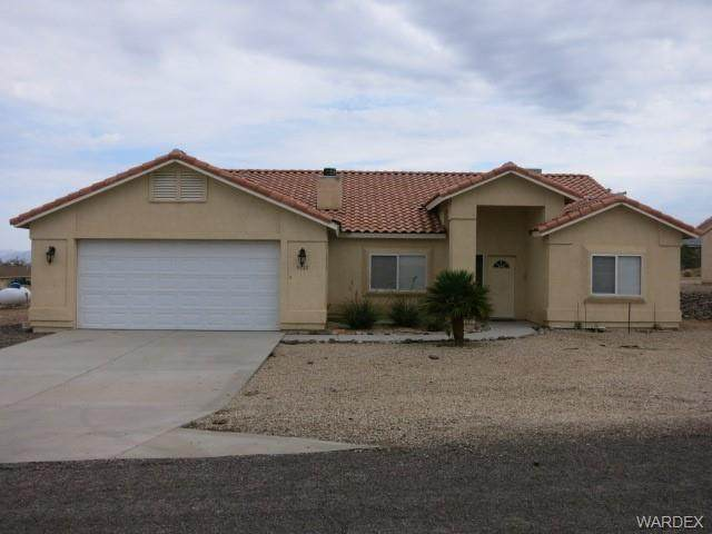 9332 N Branded Road, Kingman, AZ 86401 (MLS #984084) :: The Lander Team