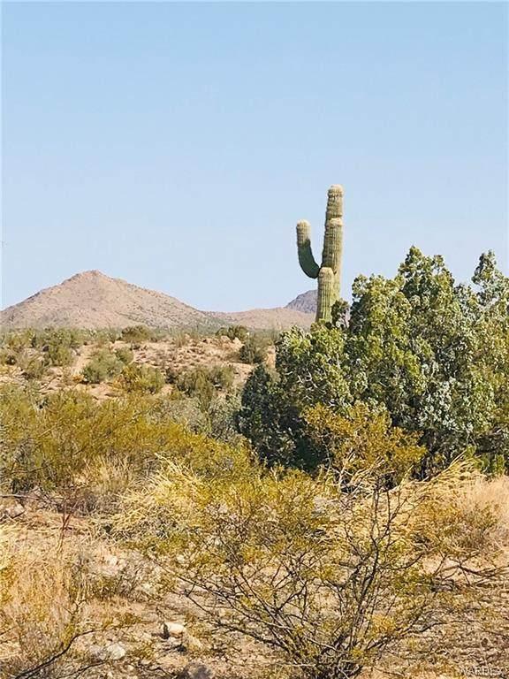 7709 E Shadow Ridge Road, Yucca, AZ 86438 (MLS #984183) :: The Lander Team
