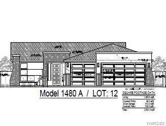 842 Onate Court, Bullhead, AZ 86429 (MLS #984217) :: AZ Properties Team   RE/MAX Preferred Professionals