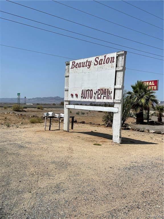 5345 Us Highway 68, Golden Valley, AZ 86413 (MLS #984306) :: The Lander Team