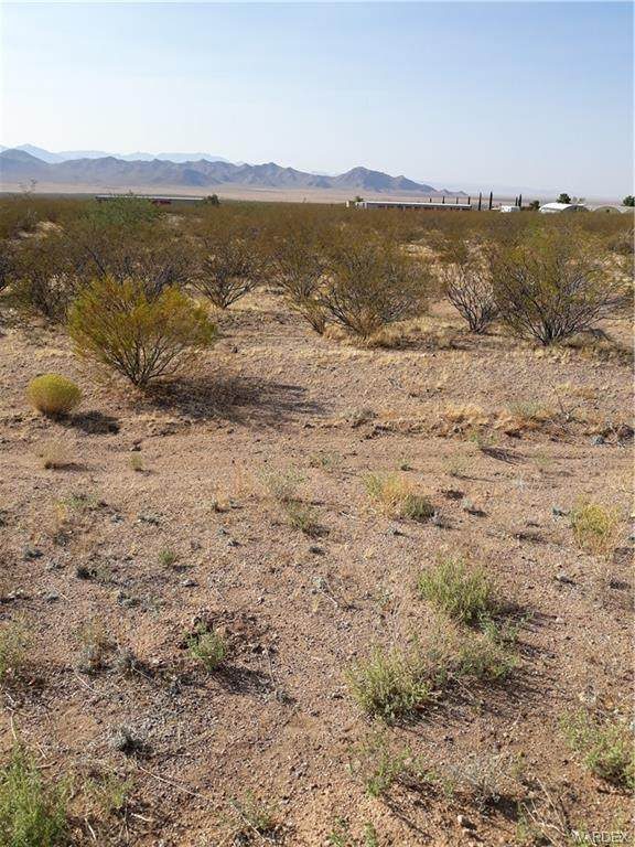 8811 N Ironwood Drive, Kingman, AZ 86401 (MLS #984510) :: The Lander Team