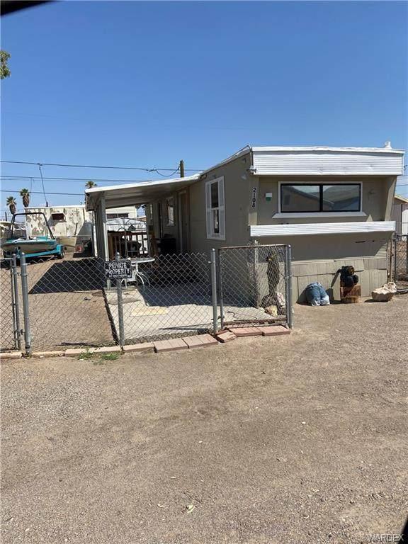 2108 Del Rey Drive, Bullhead, AZ 86442 (MLS #984536) :: AZ Properties Team   RE/MAX Preferred Professionals