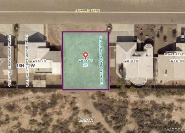 1718 E Valley Parkway, Mohave Valley, AZ 86440 (MLS #985912) :: The Lander Team