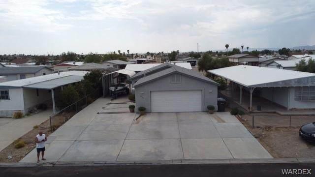 932 Palo Verde Drive, Bullhead, AZ 86442 (MLS #985950) :: The Lander Team