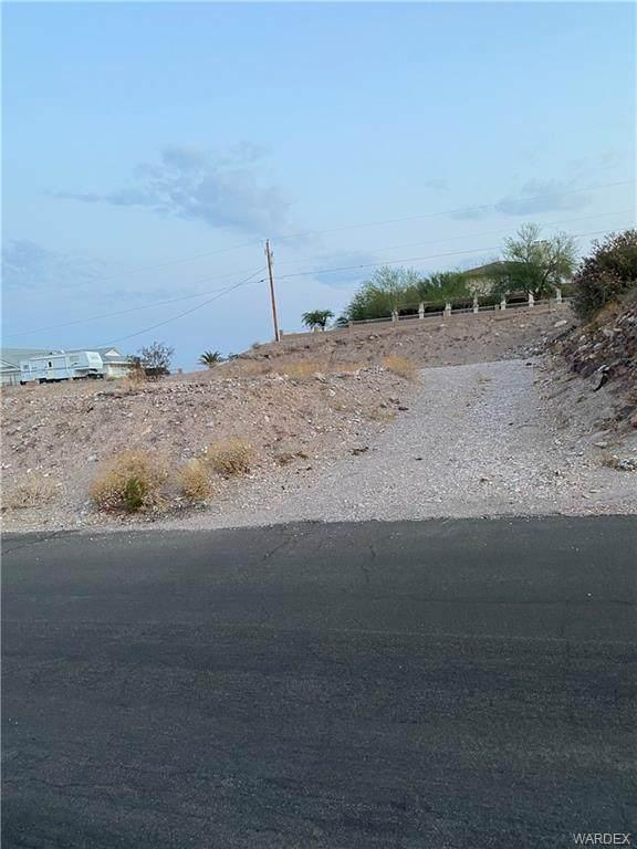 4281 S San Jose Road, Bullhead, AZ 86429 (MLS #986335) :: The Lander Team
