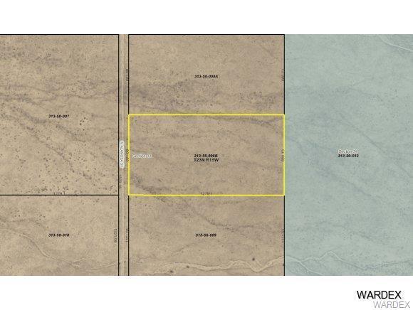 UNK N Alamosa Road, Kingman, AZ 86401 (MLS #852150) :: The Lander Team
