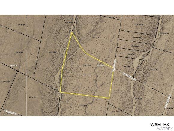 UNK Eisenhower Road, Golden Valley, AZ 86413 (MLS #852160) :: The Lander Team