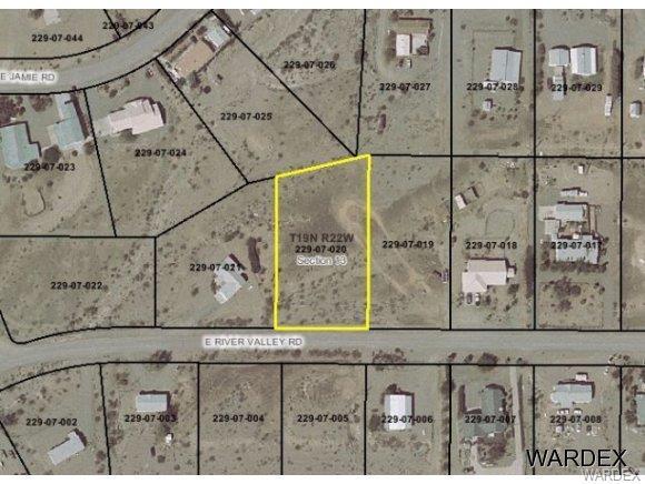 2345 E River Valley Road, Fort Mohave, AZ 86426 (MLS #916601) :: The Lander Team