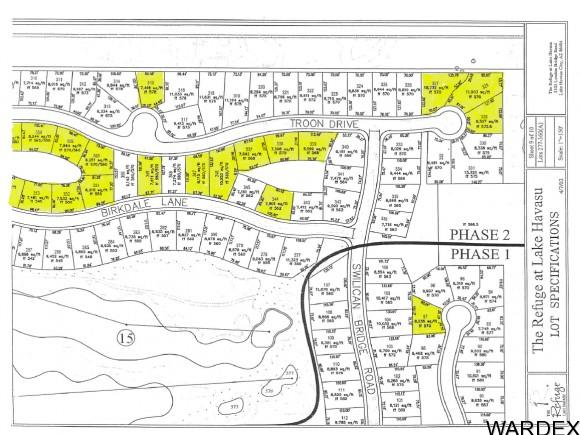 Various The Refuge 20 Lots Bulk Sale Various, Lake Havasu City, AZ 86404 (MLS #931828) :: Lake Havasu City Properties