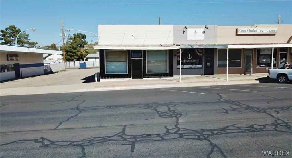 209 E Beale Street, Kingman, AZ 86401 (MLS #939748) :: The Lander Team