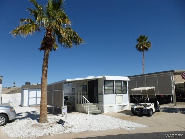 2000 Ramar Rd. #18, Bullhead, AZ 86442 (MLS #955671) :: The Lander Team