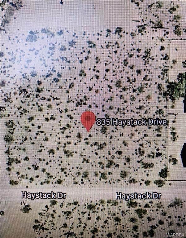 835 W Haystack Drive, Meadview, AZ 86444 (MLS #964068) :: The Lander Team