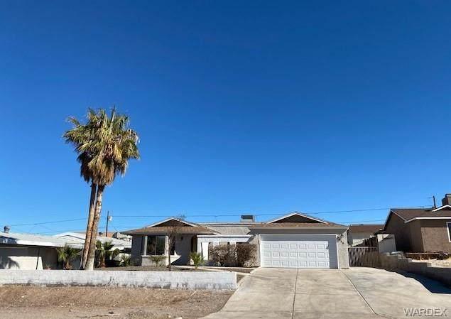 1458 Rio Vista Drive, Bullhead, AZ 86442 (MLS #977023) :: The Lander Team