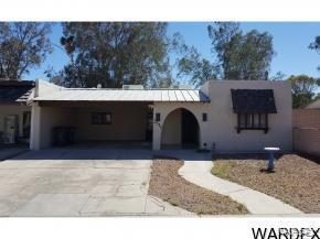 2611 Country Club Drive, Bullhead, AZ 86442 (MLS #939597) :: The Lander Team