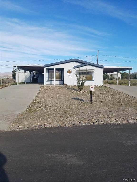 1432 Dorado Way, Bullhead, AZ 86442 (MLS #962744) :: The Lander Team