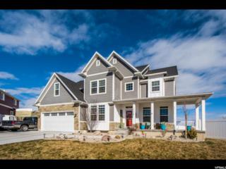 1405 S Garden View Ct W, Saratoga Springs, UT 84045 (#1434148) :: Red Sign Team