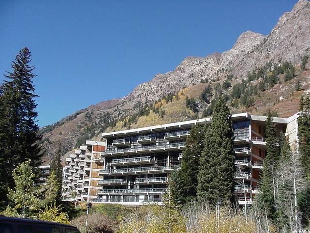 9260 E Lodge Dr #201, Snowbird, UT 84092 (MLS #1363460) :: Summit Sotheby's International Realty