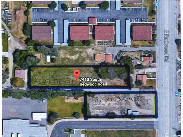 7410 S Redwood Rd, West Jordan, UT 84084 (#1408724) :: goBE Realty