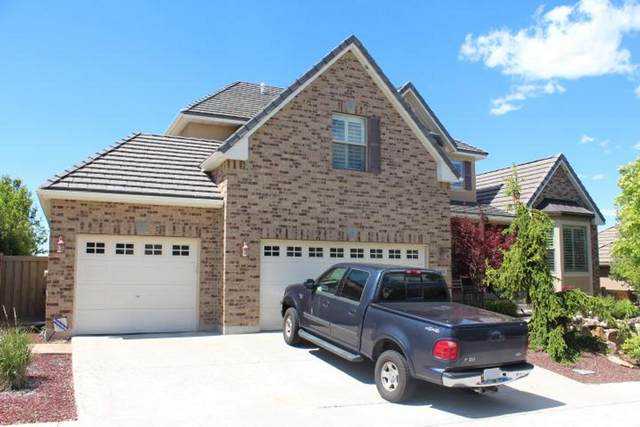 4615 N Pheasant Ridge Trl W, Lehi, UT 84043 (#1496904) :: C4 Real Estate Team