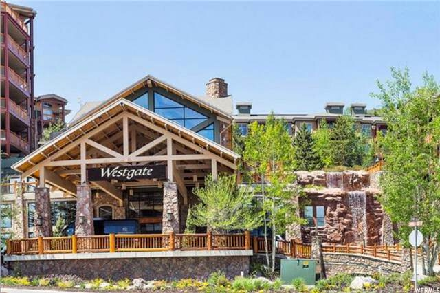3000 Canyons Resort Dr #4610, Park City, UT 84098 (#1512122) :: The Lance Group