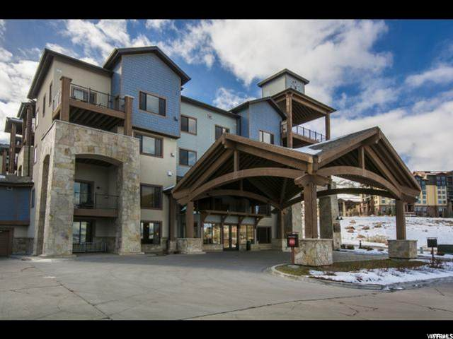 2669 Canyons Resort Dr 302AB, Park City, UT 84098 (#1519802) :: The Lance Group