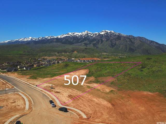 6187 N Lariat Ln W #507, Mountain Green, UT 84050 (#1523429) :: Doxey Real Estate Group