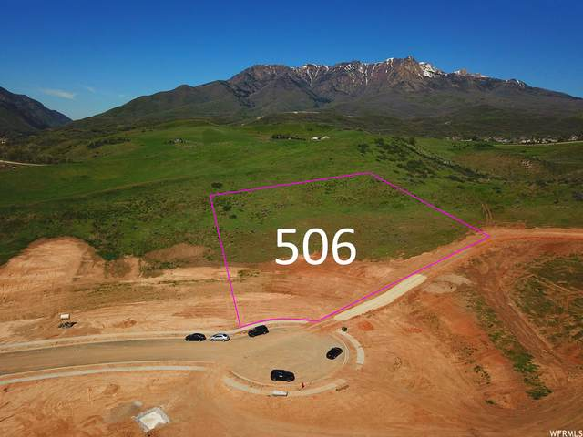 6201 N Lariat Ln W #506, Mountain Green, UT 84050 (#1523434) :: Doxey Real Estate Group