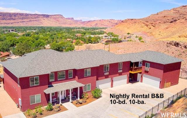 100 Arches Dr N, Moab, UT 84532 (#1556734) :: C4 Real Estate Team