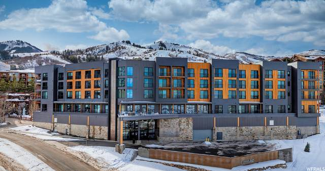 2670 Canyons Resort Dr #210, Park City, UT 84098 (MLS #1557331) :: High Country Properties
