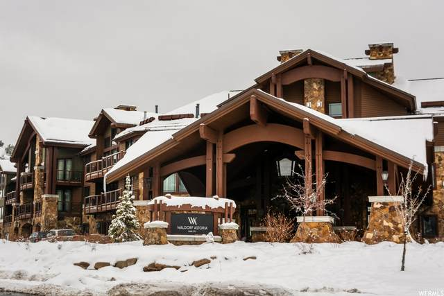 2100 Frostwood Blvd #6124, Park City, UT 84098 (#1581798) :: REALTY ONE GROUP ARETE