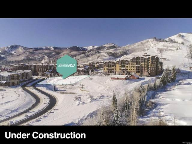 2670 Canyons Resort Dr #414, Park City, UT 84098 (#1594538) :: goBE Realty