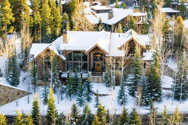 2325 W Red Pine Rd, Park City, UT 84098 (#1597210) :: Red Sign Team