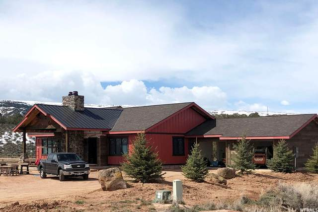 6820 S 45430 W #13, Fruitland, UT 84027 (MLS #1603340) :: Summit Sotheby's International Realty