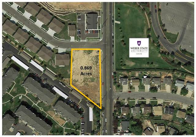 930 S University Park Blvd W, Clearfield, UT 84015 (#1607812) :: Doxey Real Estate Group