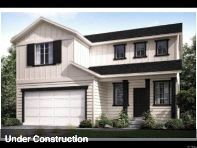 3083 S Yellow Bill Dr #214, Saratoga Springs, UT 84045 (#1649616) :: Red Sign Team