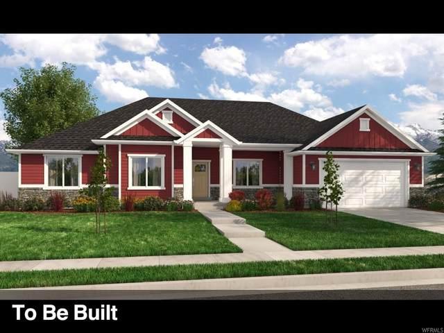3752 S Larkspur Cir #406, Saratoga Springs, UT 84045 (#1651403) :: Exit Realty Success