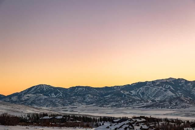3867 Pinnacle Sky Loop #4, Park City, UT 84098 (#1653009) :: Utah Dream Properties