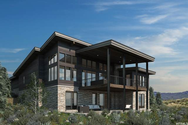 6952 Painted Valley Pass, Park City, UT 84098 (#1653168) :: Utah Dream Properties