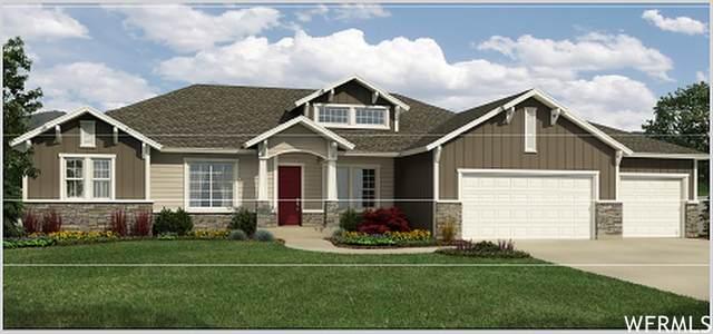 6567 W Bonnie Jean Ln S #11, Herriman, UT 84096 (#1654207) :: Big Key Real Estate