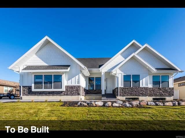 6593 W Bonnie Jean Ln #13, Herriman, UT 84096 (#1654213) :: Big Key Real Estate