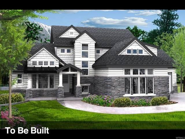 6531 W Bonnie Jean Ln #8, Herriman, UT 84096 (#1654226) :: Big Key Real Estate