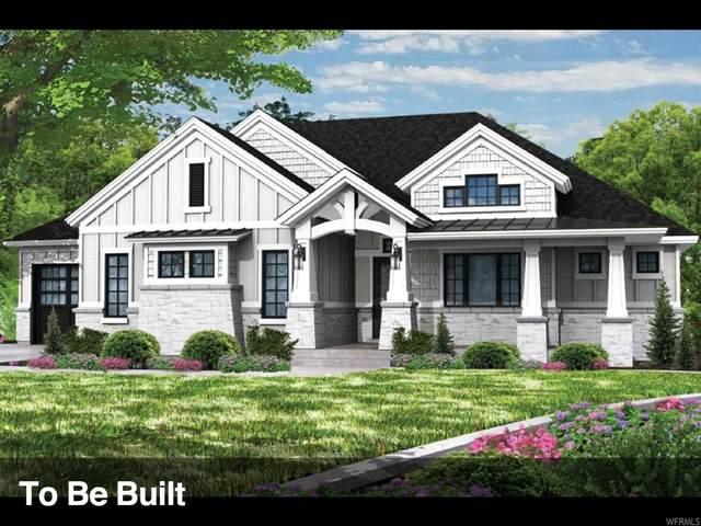 6543 W Bonnie Jean Ln #9, Herriman, UT 84096 (#1654342) :: Big Key Real Estate