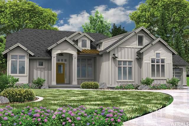 6518 W Bonnie Jean Ln #6, Herriman, UT 84096 (#1654349) :: Big Key Real Estate
