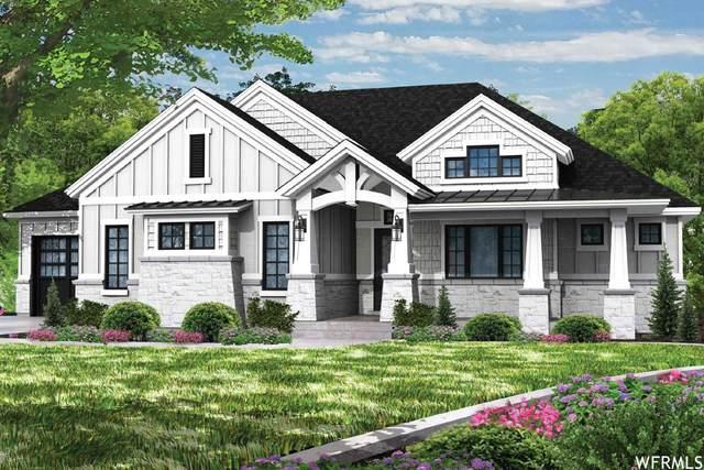 6584 W Bonnie Jean Ln #2, Herriman, UT 84096 (#1654356) :: Big Key Real Estate