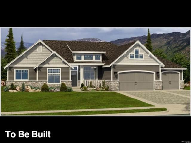 6526 W Bonnie Jean Ln. #5, Herriman, UT 84096 (#1654364) :: Big Key Real Estate