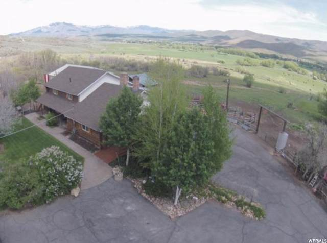 470 W Ranch Rd S, Wallsburg, UT 84082 (#1657779) :: Belknap Team