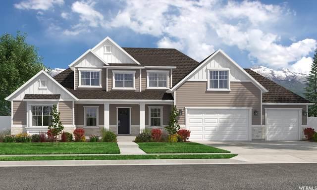 49 E Garibaldi Way Way #304, Saratoga Springs, UT 84045 (#1657957) :: Big Key Real Estate