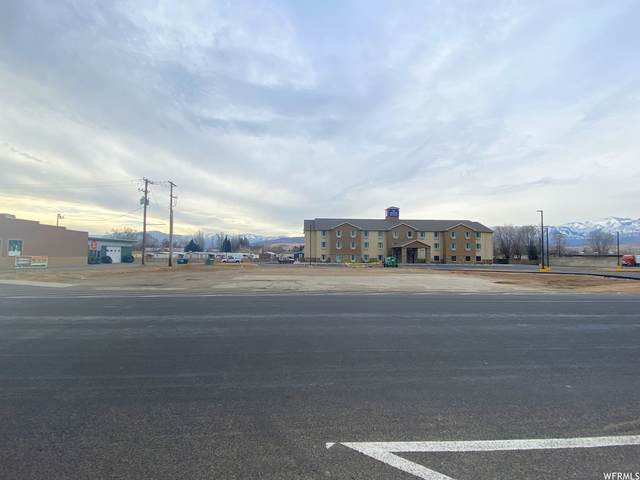 195 N Commercial St E, Morgan, UT 84050 (#1660111) :: Doxey Real Estate Group