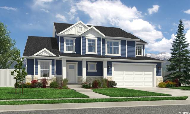 3743 S Garibaldi Way #412, Saratoga Springs, UT 84045 (#1666419) :: Big Key Real Estate