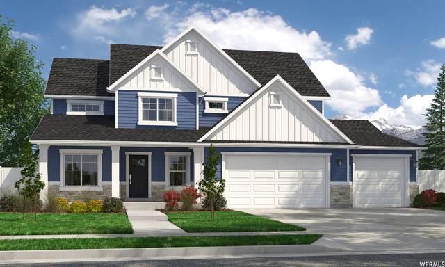 3757 S Garibaldi Way #413, Saratoga Springs, UT 84045 (#1666420) :: Exit Realty Success